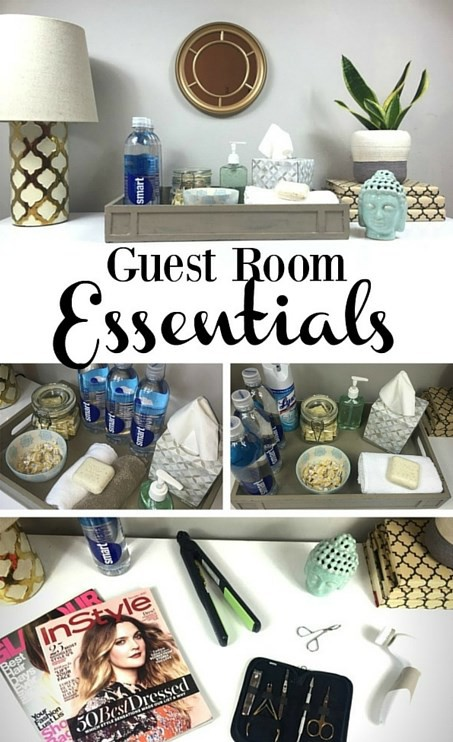 Guest Room Essentials For Every House Guest. Essentially Erika   Blog Archive Guest Room Essentials For Every