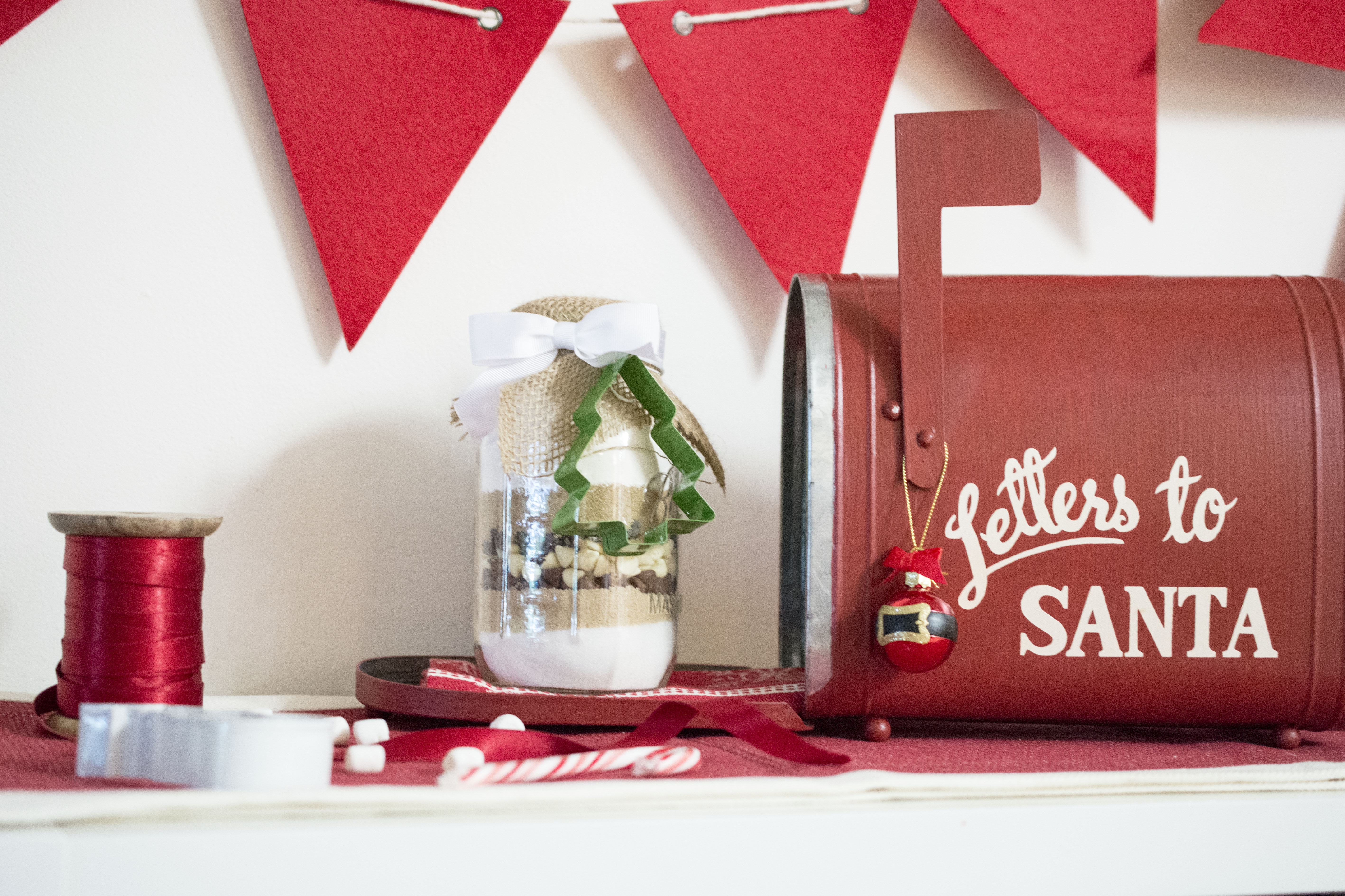 DIY Holiday Gift for Neighbors + Elf Cookie Recipe