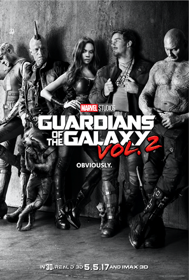 Guardians Of The Galaxy Vol. 2 Hits Theaters This May