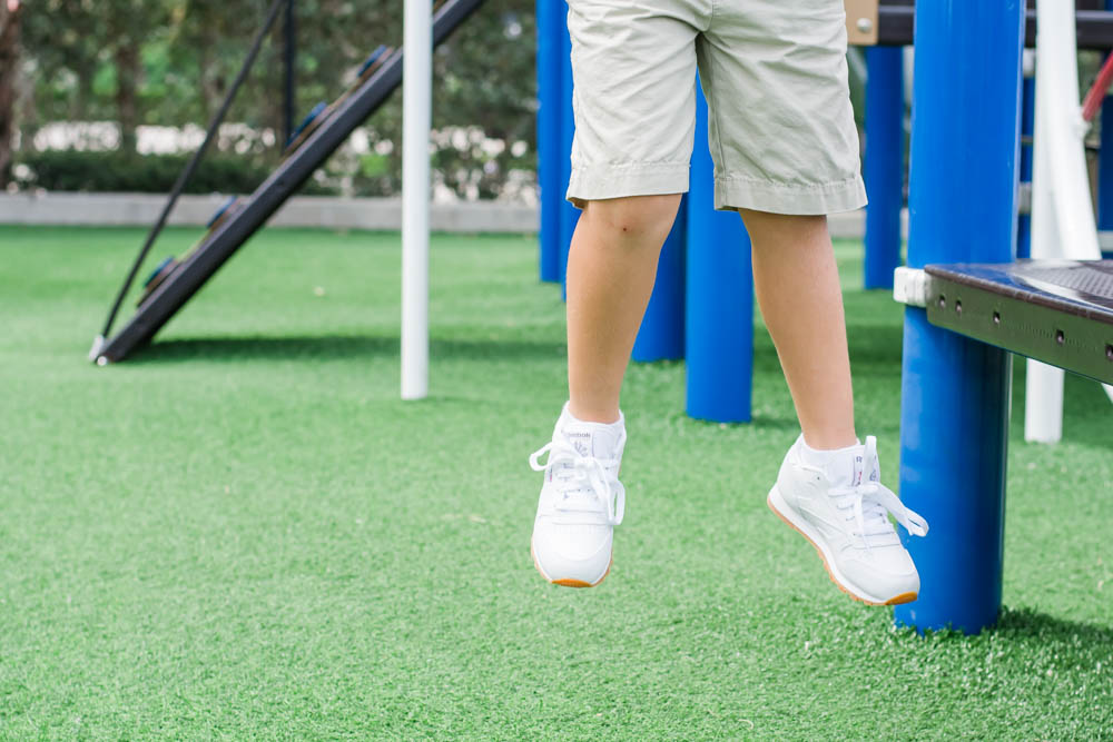 Classic Back To School Style with Reebok