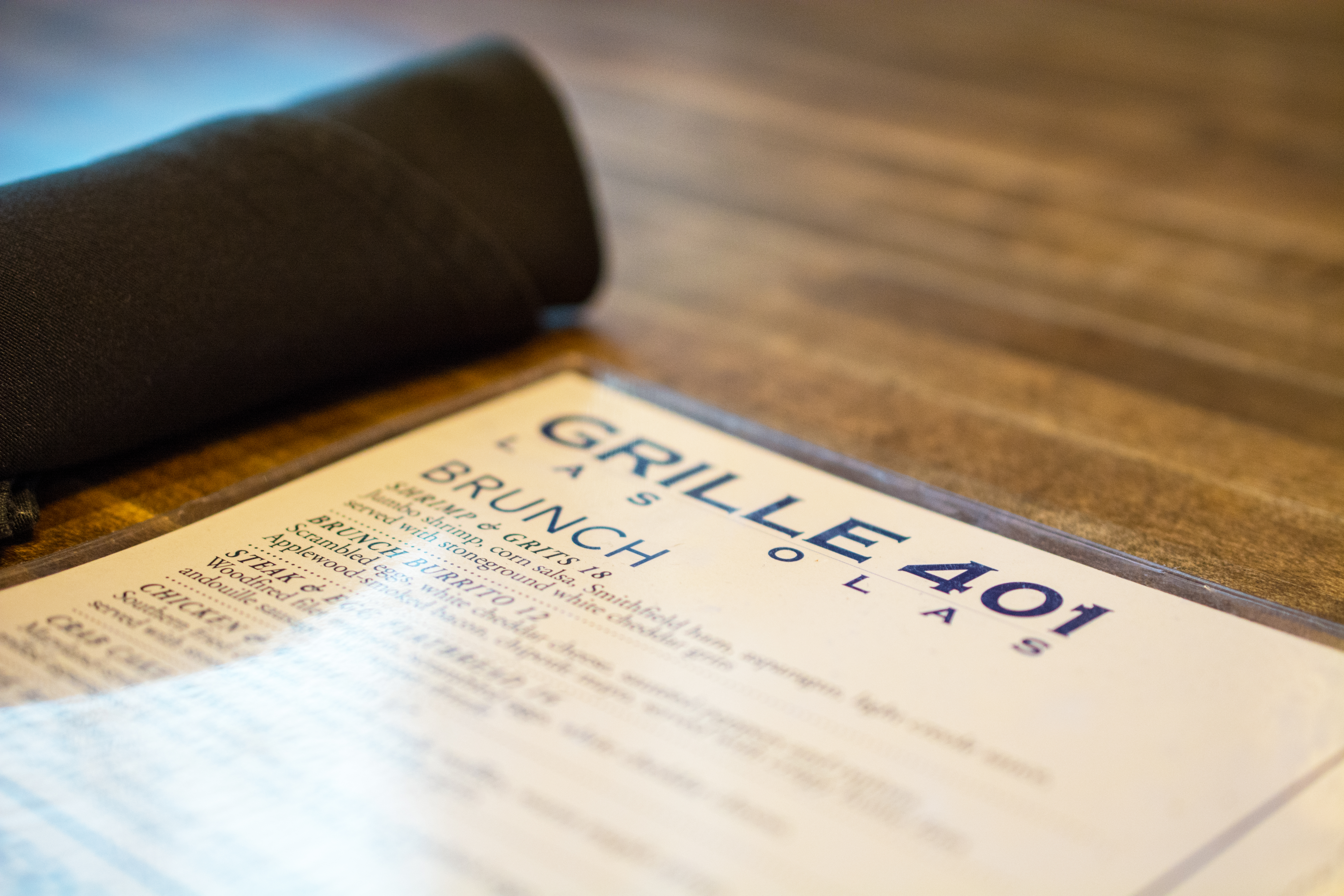 Essentially Erika » Blog Archive Grille 401 - New Brunch Menu ...