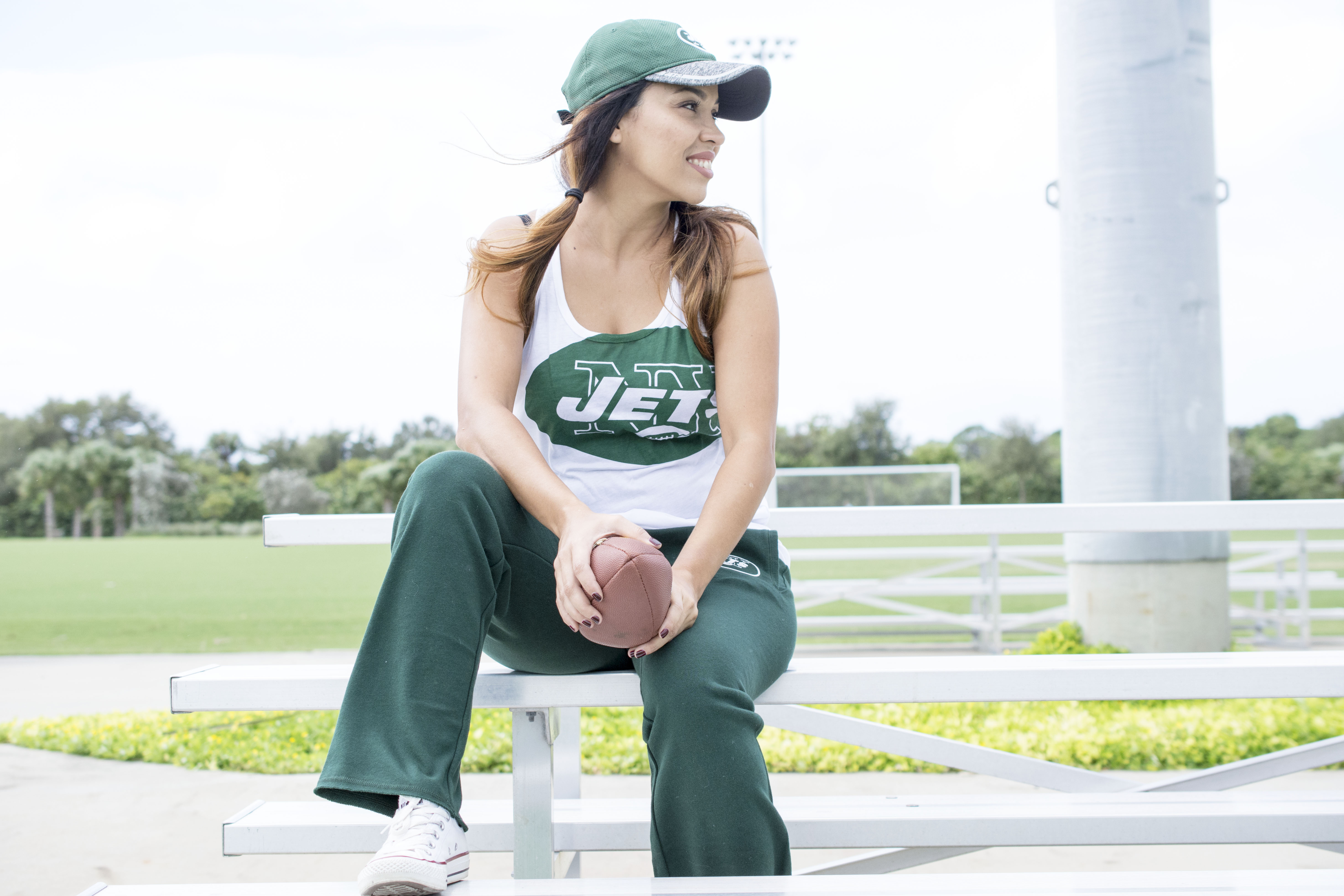 10327ae3f65 Essentially Erika » Blog Archive NFL Women s Fashion is a Touchdown ...