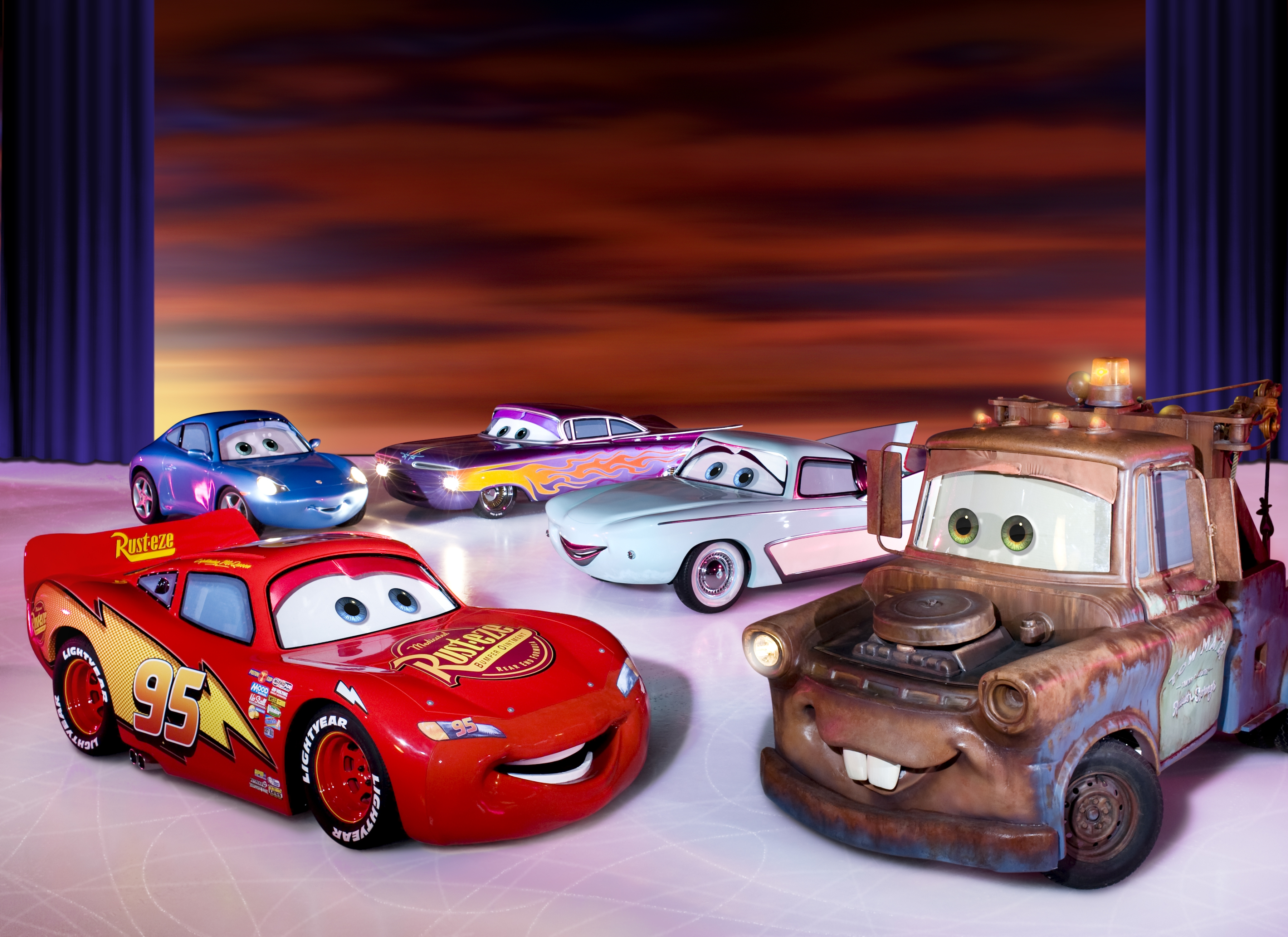 Essentially Erika » Blog Archive Disney - Pixar\'s Cars On Ice is ...