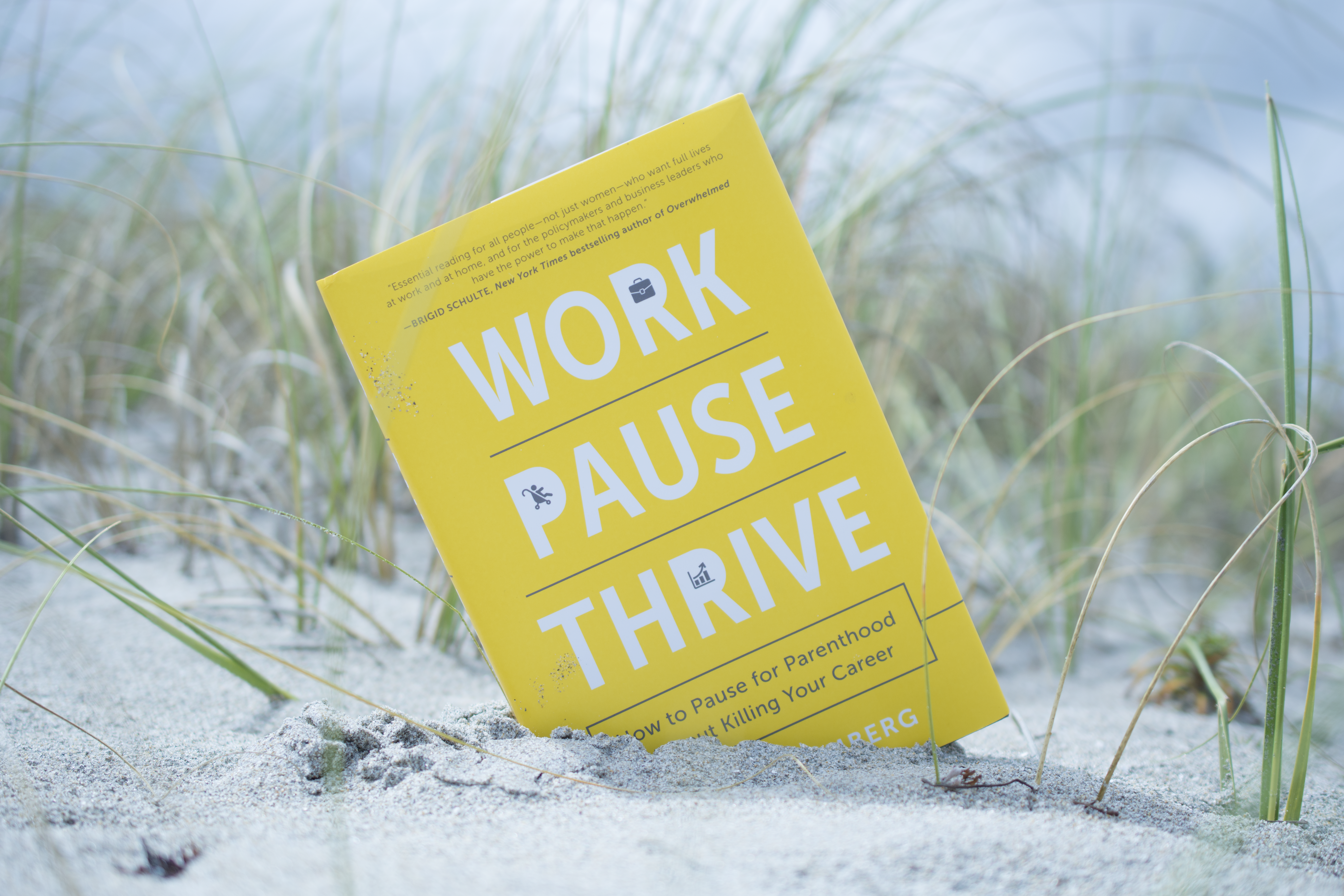 Work, Pause, Thrive – The New Women's Workforce + Book Giveaway