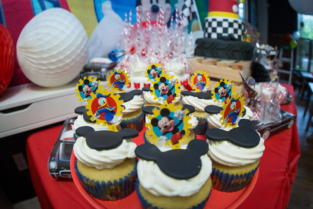 #DisneyKids Mickey Roadster Racer's Party